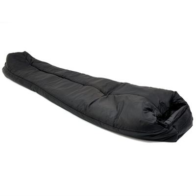 Show details for Softie 18 Antarctica RE Sleeping Bag - Black