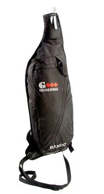 GEIGERRIG - Bando Shoulder Hydration Pack - Black