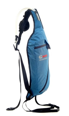 GEIGERRIG - Bando Shoulder Hydration Pack - Blue