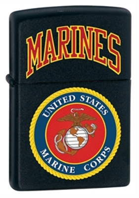 Show details for Zippo - US Marines Lighter
