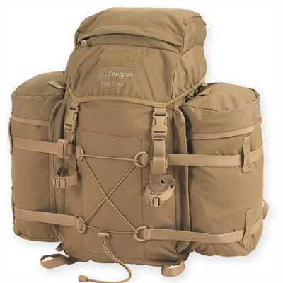 Show details for Snugpak - Rocket Pak Coyote Tan