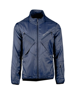 Show details for A3 Alpha Jacket Alt 1 - Blue - M