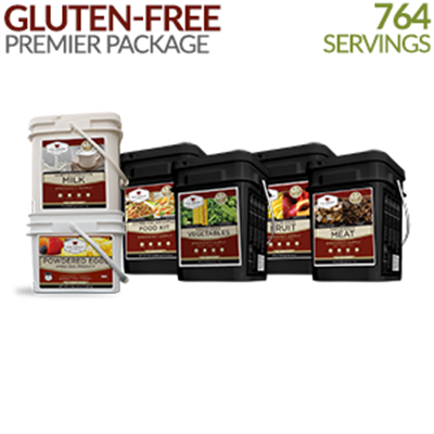 Picture of Wise Company - Gluten Free Premier Kit – 1 Month Supply for 1 Person