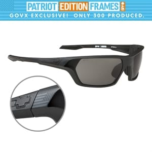 Picture of Spy - Patriot Edition Quanta Sunglasses - ANSI Certified
