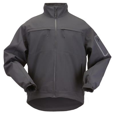 5.11 Tactical Chameleon Softshell Jacket - Granite Black
