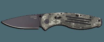 SOG Knives Aegis Digi Camo Folding Knife