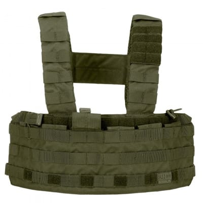 Show details for TacTec Chest Rig - Tac OD - One Size