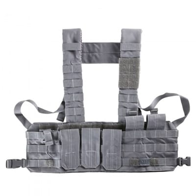 Show details for TacTec Chest Rig - Storm - One Size