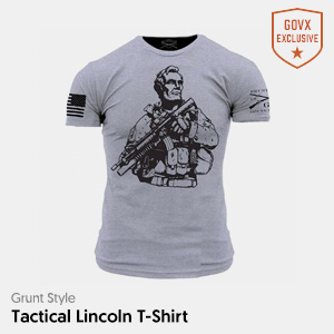 Tactical Lincoln T Shirt Govx Exclusive